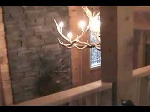Outdoor Life Dream Cabin Walkthrough: Loft Area