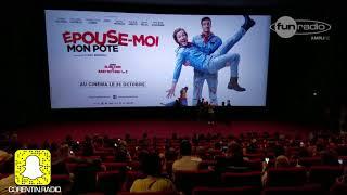 AVANT-PREMIERE: Épouse-moi mon pote au cinéma Pathé Belfort