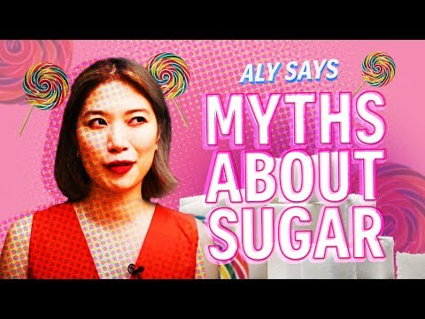 Myths about sugar | Aly Says | The Straits Times
