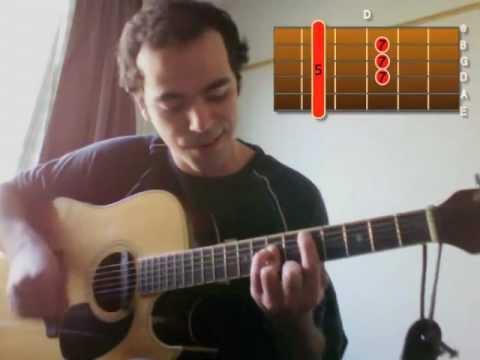 Pearl Jam - Black - Tutorial / Guitar Lesson by Júlio Fachada