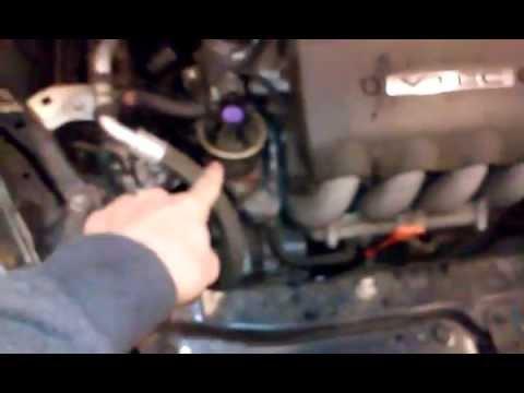 Emissions Vapor Canister Purge Valve for Honda Civic Fit