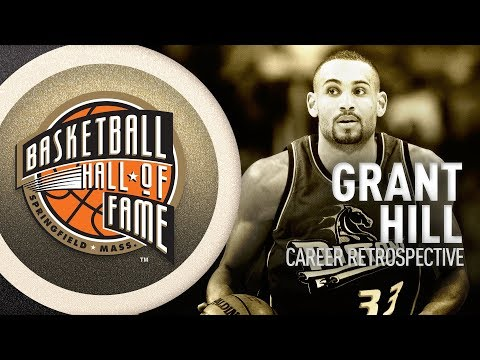 Grant Hill Career Retrospective