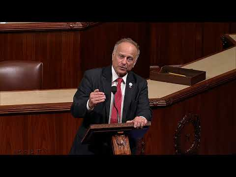 King: Democrat Anti-Work Caucus and Amnesty Supporting Republicans Defeated Farm Bill Today