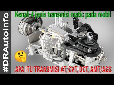 Mengenal 4 Jenis Transmisi Matic AT, CVT, DCT, AGS/AMT #DRAutoInfo