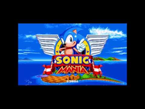 (DOWNLOAD LINK) Sonic Mania OST Music 1 Title Screen