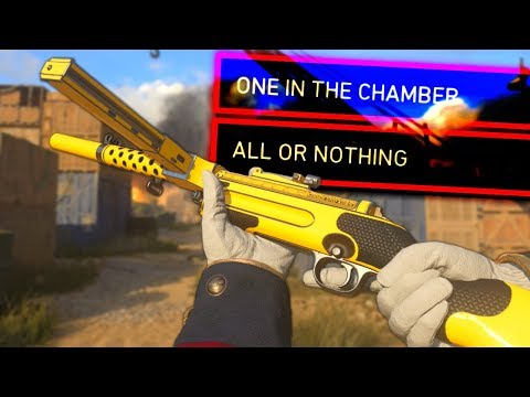 One in the Chamber & All or Nothing COMING TO WWII?