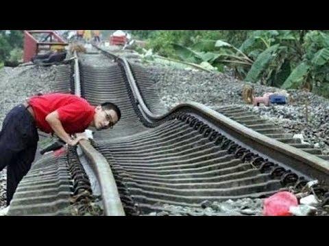 Top 10 Viajes En Tren Más Peligrosos E Increíbles Del Mundo - FULL TOPS