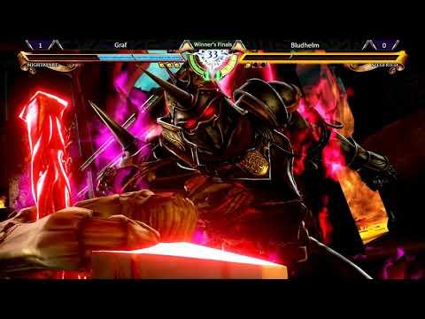 ESGS 2018 Fighting Game Arena - SoulCalibur VI Winner's Finals - Graf vs Bludhelm  