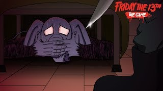 """Friday The 13th: The Game   """" AJ Don"""