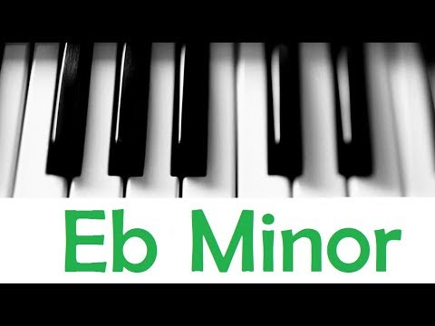 Eb Minor Scale & Chords [All Scales & Chords Tutorial #21]