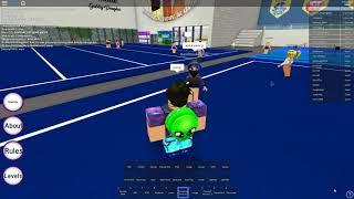 Roblox Pure Depression | Roblox Gymnastics Gymnasium