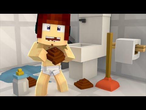 Minecraft WHO'S YOUR DADDY?! - O BEBÊ COMEU COCÔ !!