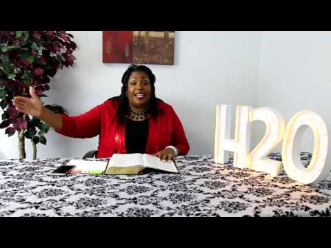 H2O His To Obey Global Alliance Ministries | Dr. Arcenia Finley | July 23, 2017