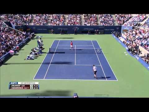 Wawrinka Vs Murray Us Open 2013