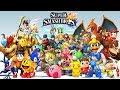 Super Smash Bros Wii U| K.O. Compilation! Part 2