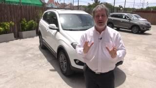 CHERY TIGGO 5. LANZAMIENTO EN ARGENTINA.(Hoy 24/11/16 Chery Argentina lanzó a su nueva SUV para el segmento C desde $398.000.- Conocela en este video., 2016-11-24T20:32:42.000Z)