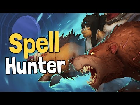 Spell Hunter by Kibler Deck Spotlight - Hearthstone
