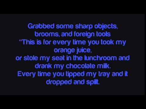 Eminem - Brain Damage [Lyrics]