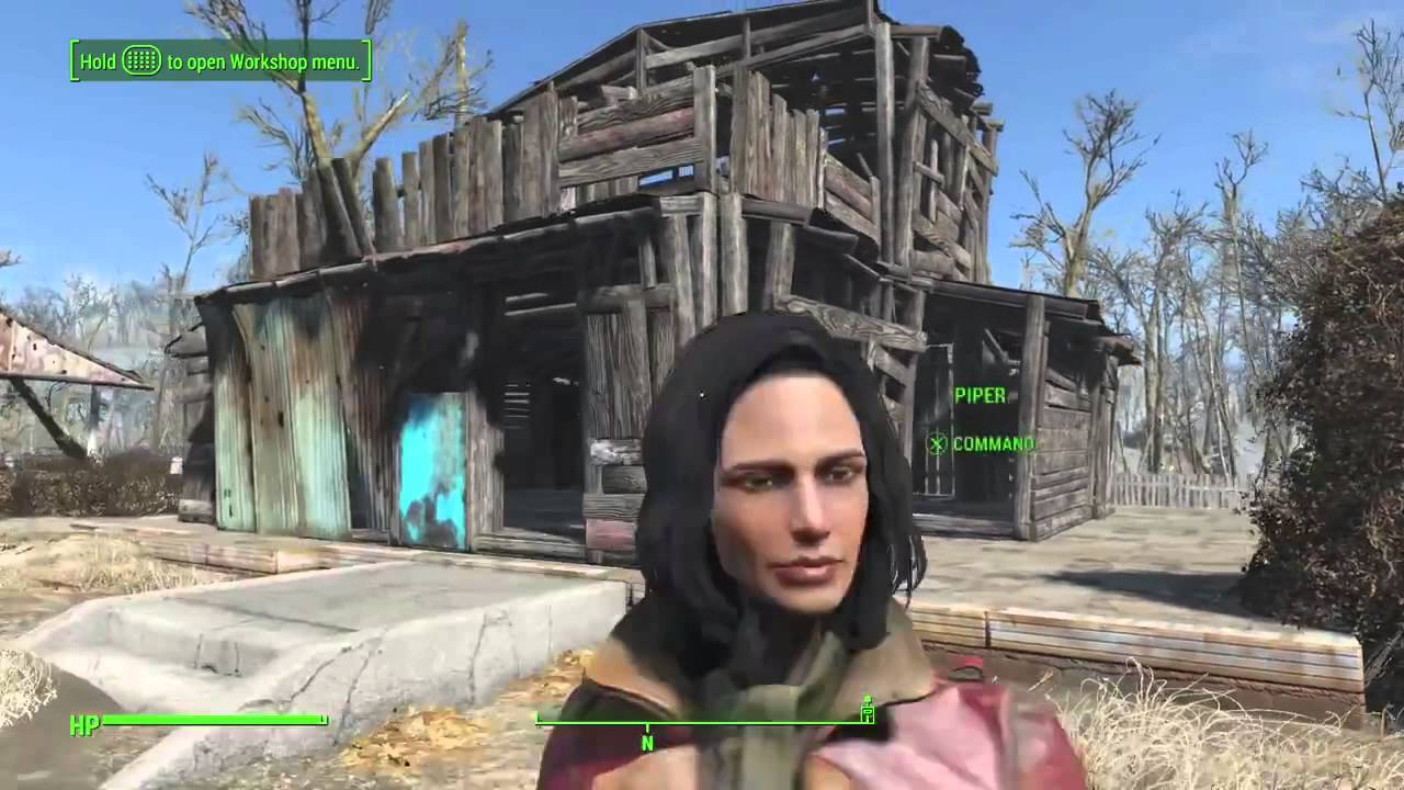 Fallout 4 building ideas my three story home youtube for Fallout 4 decorations