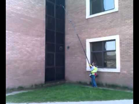 Window Cleaners In Leeds >> Leeds Window Cleaners Integ Window Cleaning Services Youtube