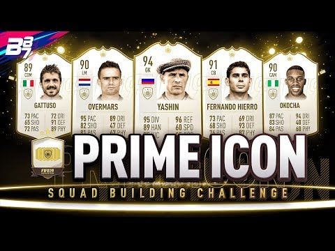 PRIME ICON PLAYER PICK PACK! BRAND NEW SBC!  FIFA 19 ULTIMATE TEAM