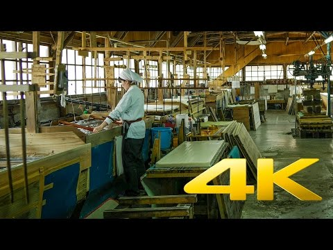 Uchiko Tenjin Washi Factory - Ehime - 天神産紙工場 - 4K Ultra HD 🎑 🍂 🇯🇵