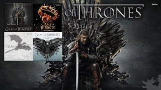 Game Of Thrones - Soundtracks For Seasons 1-4