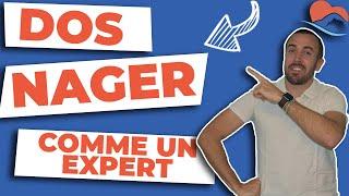 🔵 DOS | Nager comme un EXPERT #camilleLacourt 🏅