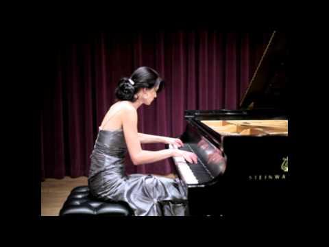 Katie Liszt Etude YouTube