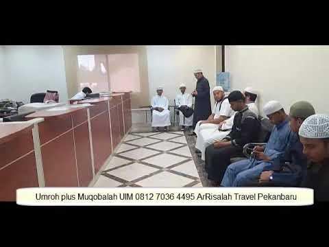 Umroh Plus Muqobalah ArRisalah Travel Pekanbaru