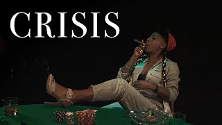 Crisis (Official Music Video) - Baja Frequencia Ft. La Dame Blanche, Paloma Pradal