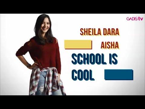 Sheila Dara Aisha Cerita Tentang Gebetan Di Sekolah