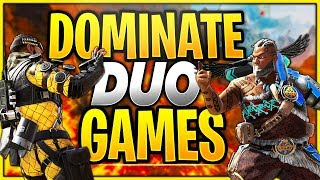 How To Dominate Duos in Apex Legends! (5 Tips for Duo Games)
