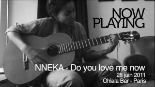 """Nneka - """"Do You Love Me Now ? (Acoustique)""""- NP Sessions"""