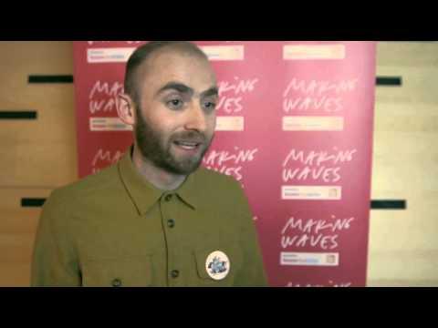 Making Waves: New Romanian Cinema 2013 - Interview Tom Wilson Part 1