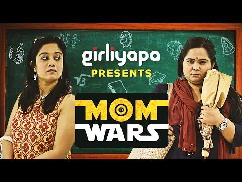Mom Wars feat. Sumukhi Suresh   Girliyapa M.O.M.S Mp3