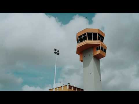 Curacao International Airport message May 2019