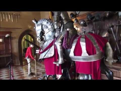Warwick Castle Day Trip - Part 1