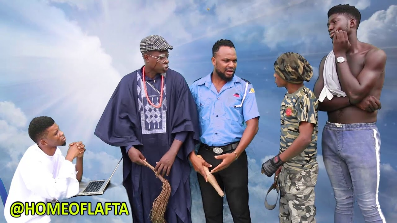 Download THE JUDGEMENT OF ELDER AND D POLICE (Homeoflafta comedy)