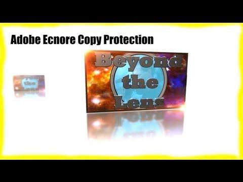 Adobe Encore Copy Protection | Tutorial