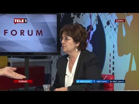 Forum - Ayşenur Arslan & Hüsnü Mahalli (15 Kasım 2017) | Tele1 TV