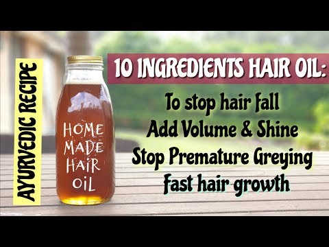 homemade-hair-oil-diy-|-for-hair-growth-and-reduce-hair-fall-and-greying,-get-soft-and-shiny-hair