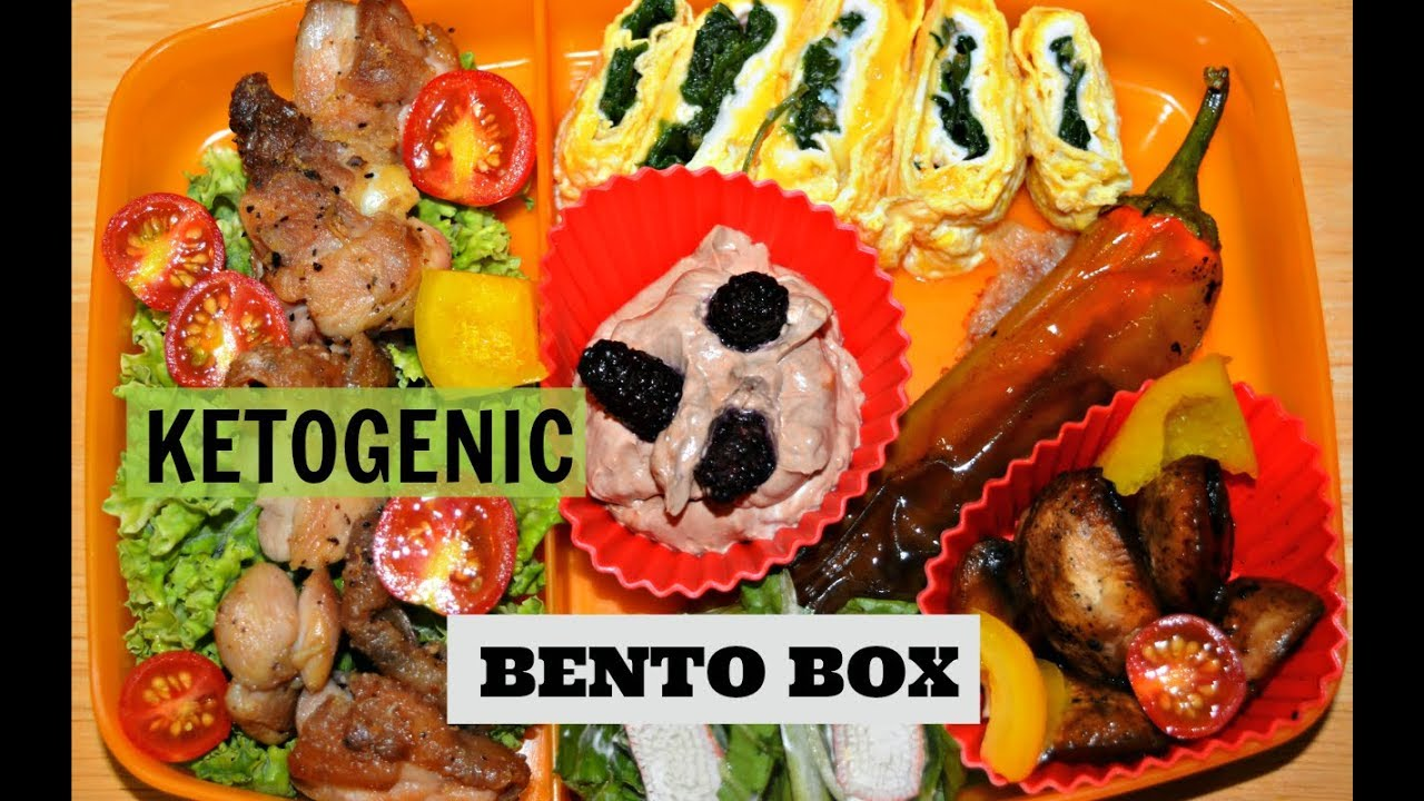 Keto Bento Box | Ketogenic | Low Carb - YouTube