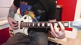 The Darkness I Wish I Was in Heaven guitar lesson
