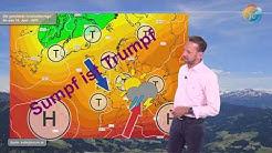 Wetterprognose: Beginn einer Regenzeit? Mit dem Sommerbeginn endet die Trockenheit? Regen kommt!