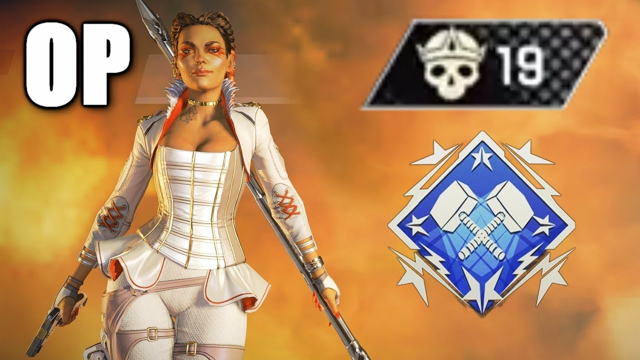 LOBA is INSANELY OP in Apex legends! thumbnail