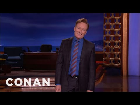 Thumbnail: CONAN Monologue 05/25/17 - CONAN on TBS