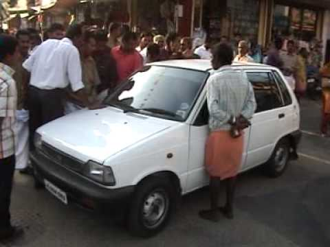 Kerala Police - Bad Face of Police