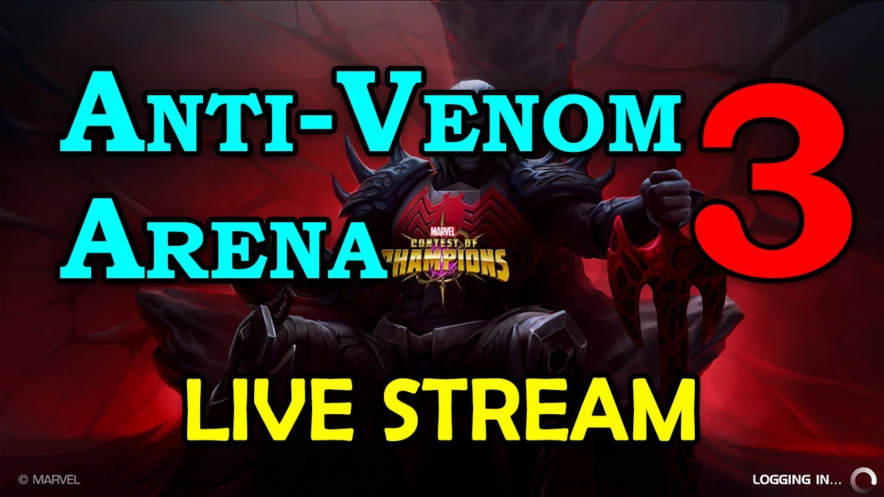 Download Anti-Venom Arena - Round 2 - Part 3   Marvel Contest of Champions