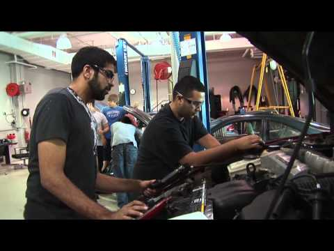 Elgin Community College Automotive Program